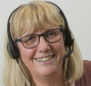Jackie - Housing Specialist (C) Huw John, Cardiff