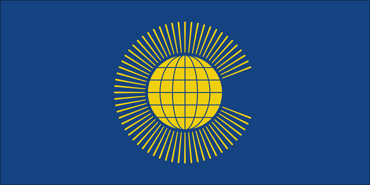 Commonwealth flag for Commonwealth Visas blog