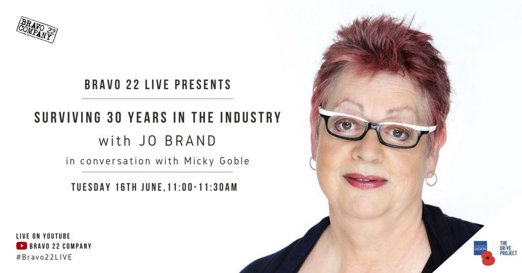 Poster of Jo Brand